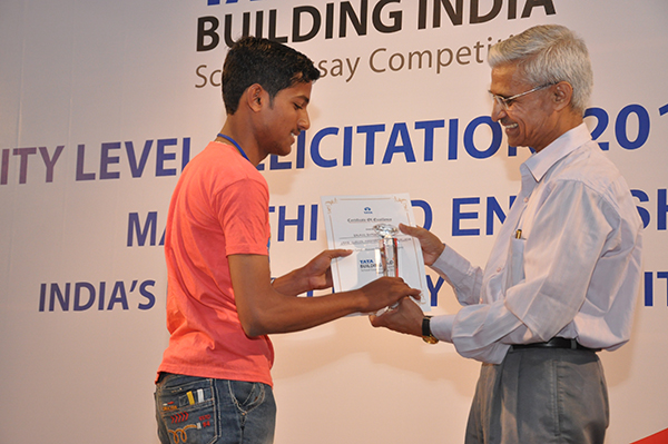 tata building india essay competition