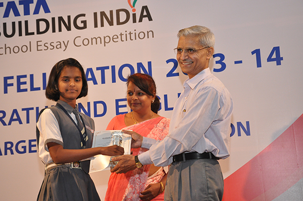 tata building india school essay competition 2011 winners Tata building india school essay competition is india's largest school essay writing competition organised by tata group of companies to motivate and nurture young minds across india.