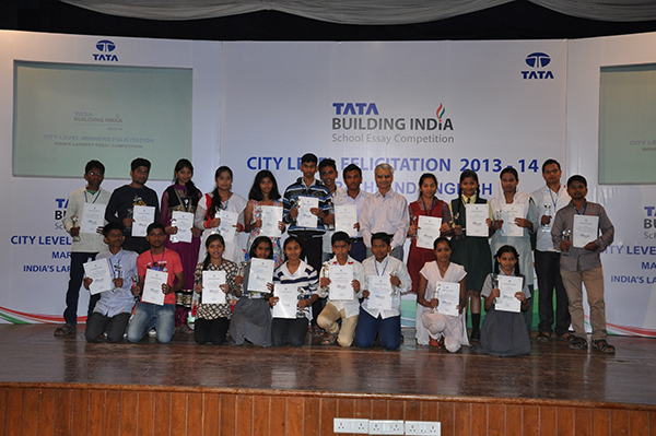 tata building india online essay competition 2013-14