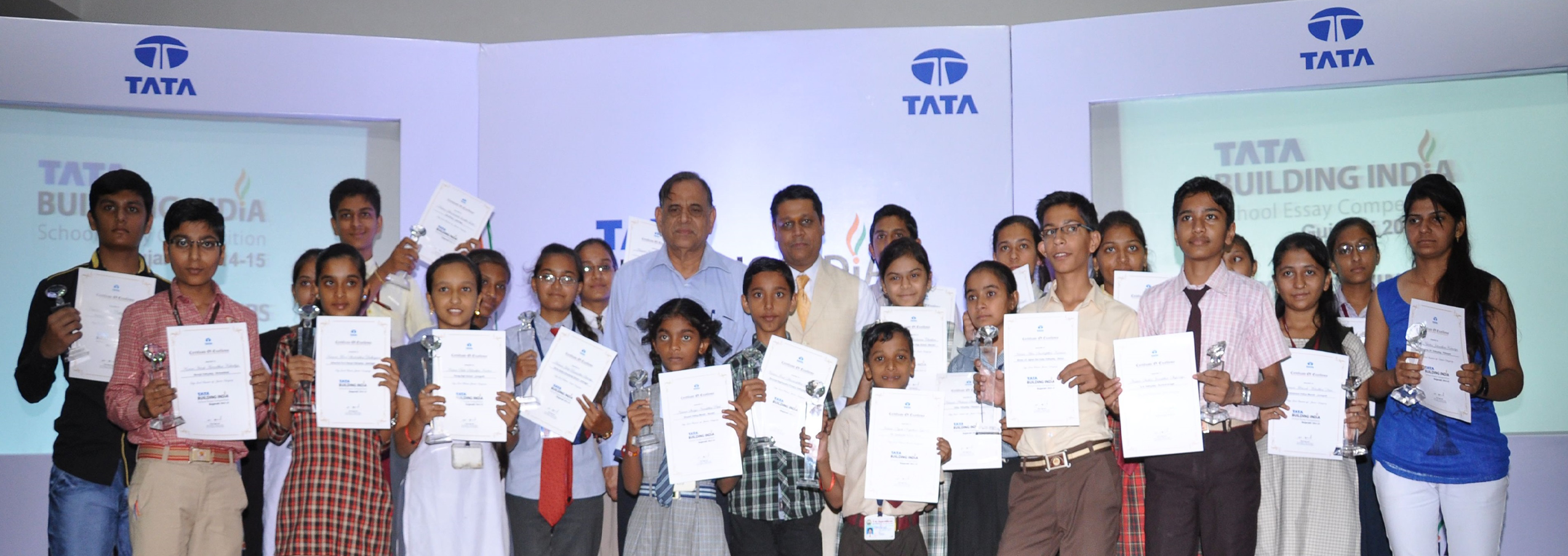 Tata building india essay competition 2015 winners